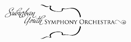Suburban Youth Symphony Orchestra Incredible Opportunity Program