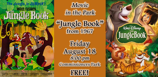 Movie in the Park - Jungle Book