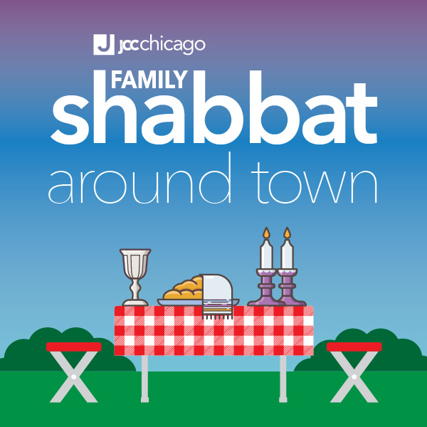 Family Shabbat Around Town- Evanston