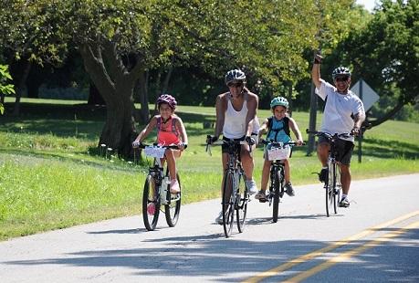 CowaLUNGa Charity Bike Tour