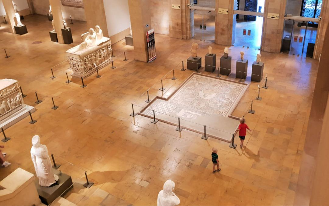 National Museum of Beirut | Family Travel in the Middle East