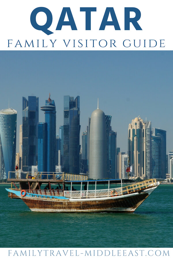 Qatar Family Visitor Guide. Important things for family visitors to Qatar to know including culture, religion and safety information, important sites to visit and best Qatar experiences.