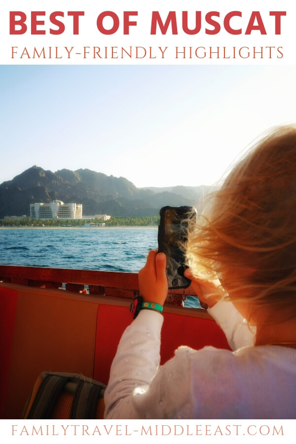 Best places to visit in Muscat when you are travelling with kids