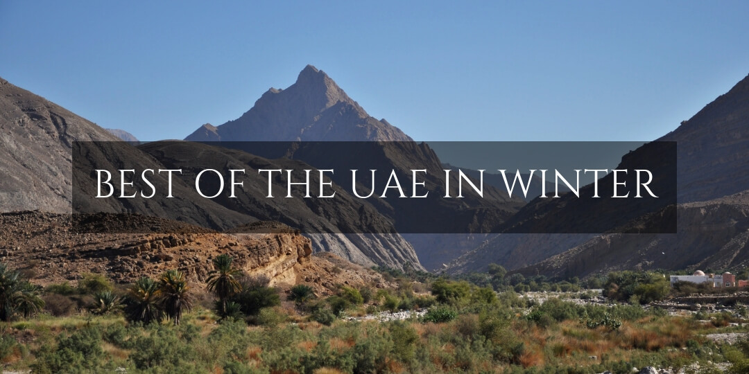 Best of the UAE in Winter