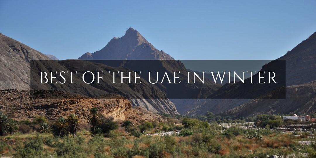 Best of the UAE in Winter