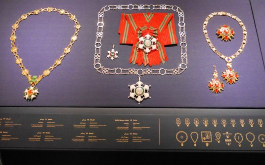 Qasr Al Watan diplomatic gifts