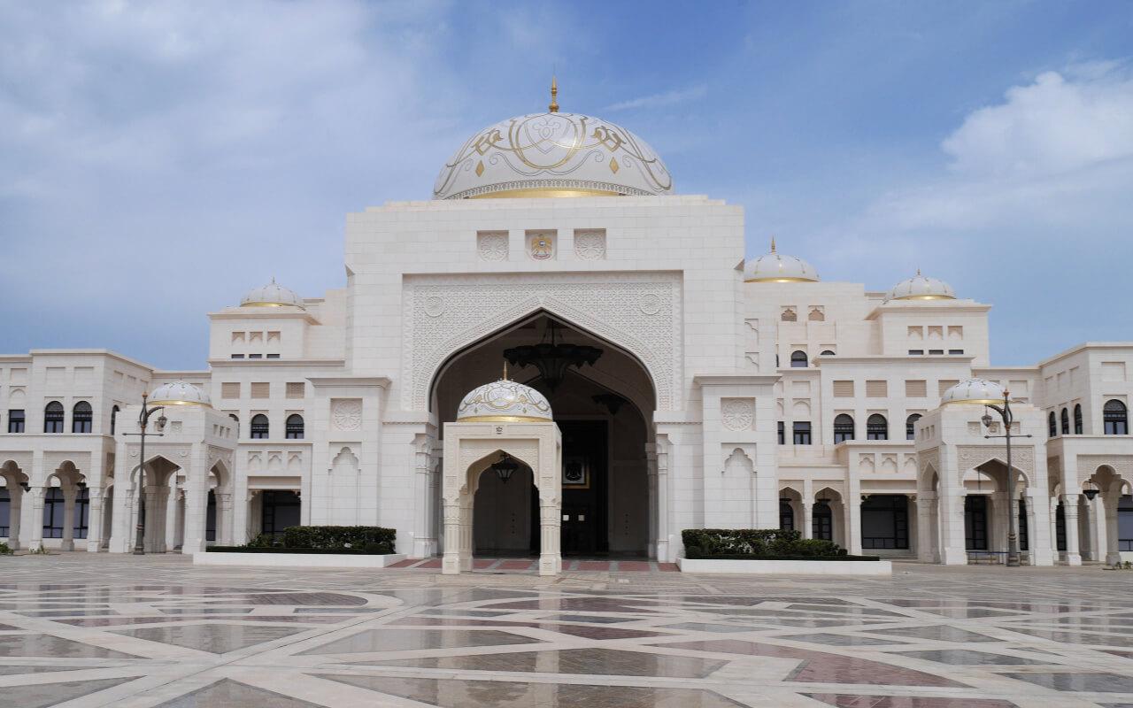 Qasr Al Watan - Abu Dhabi Presidential Palace