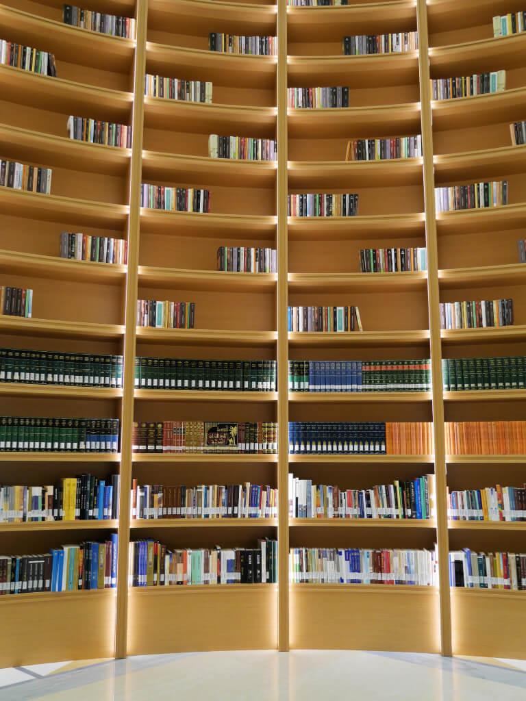 Qasr Al Watan Library