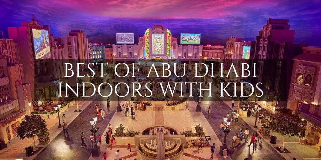 Inside Warner Bros World Abu Dhabi - Best of Abu Dhabi indoors