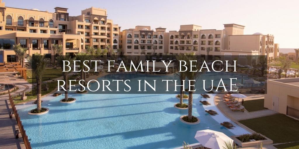 Beast Beach resorts in the UAE Saddiyat Rotana