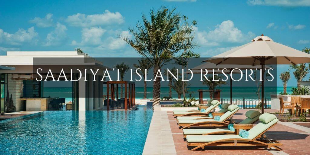 Saadiyat Island Beach resorts 01
