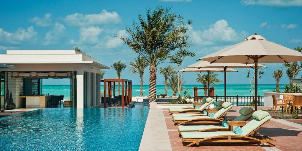 5 Stunning Beach Resorts on Saadiyat Island