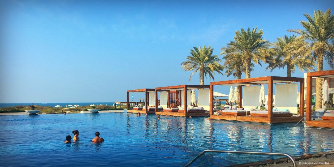 Saadiyat Beach Club offer a day pass option if you would still like to enjoy the best of Saadiyat and the Arabian Guld without the overnight stay
