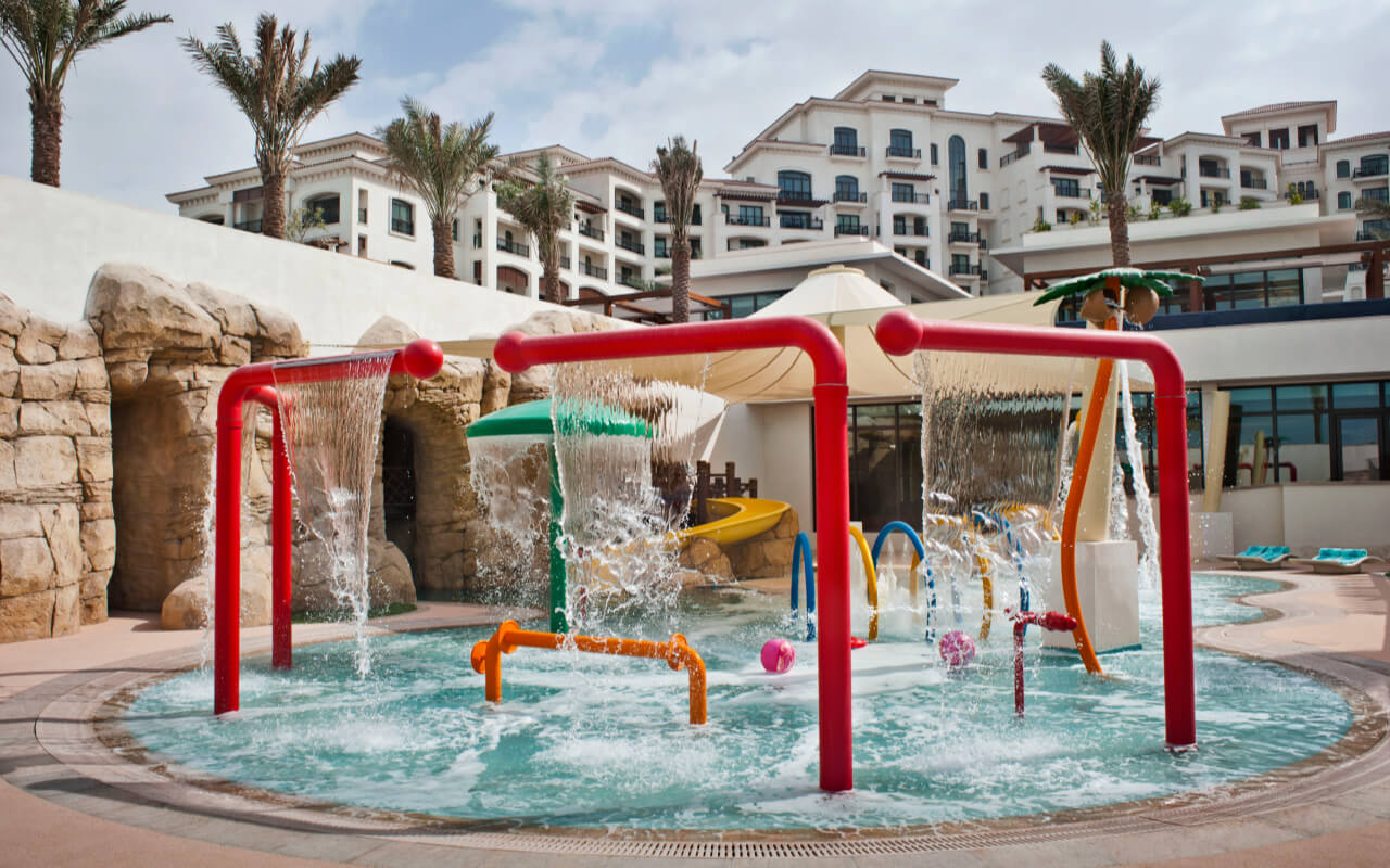 St Regis Saadiyat - Sandcastle Club Kids