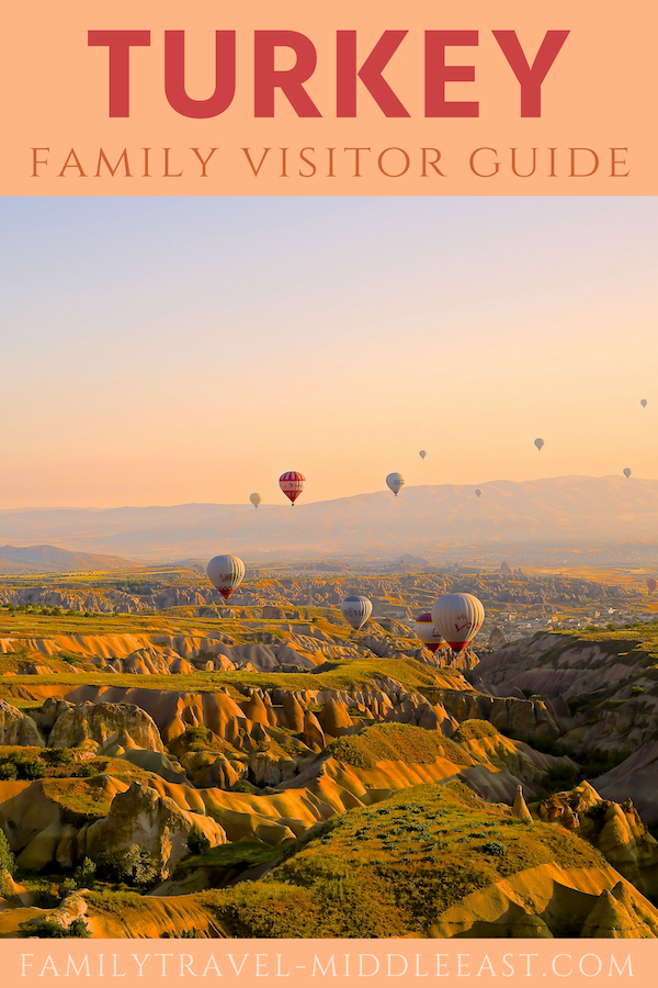 Turkey Family Visitor Guide - everything you need to know to prepare for a famiily trip to Turkey