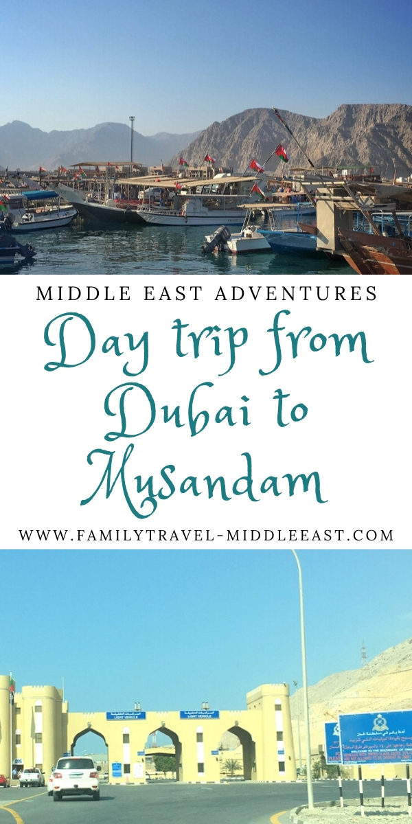 Drive from Dubai to the Musandam Peninsula, Oman in one day.  A detailed driving guide and interesting stops along the way.
