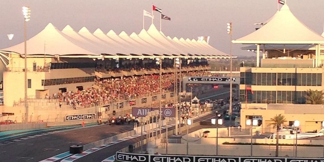 Abu Dhabi Grand Prix Yas Marina Circuit
