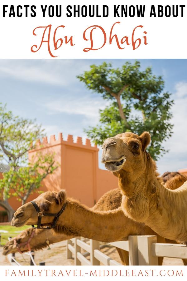 Abu Dhabi facts