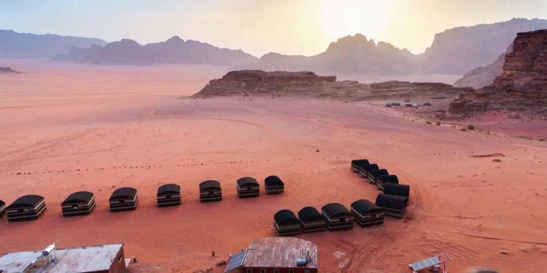 Best Wadi Rum Desert Camps for Families