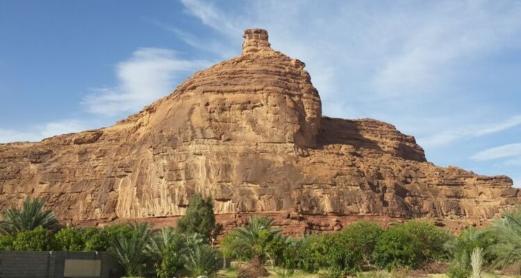 Al Ula Saudi Arabia natural beauty