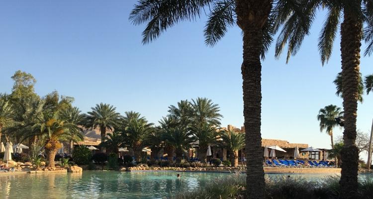 Dead Sea Resort Jordan