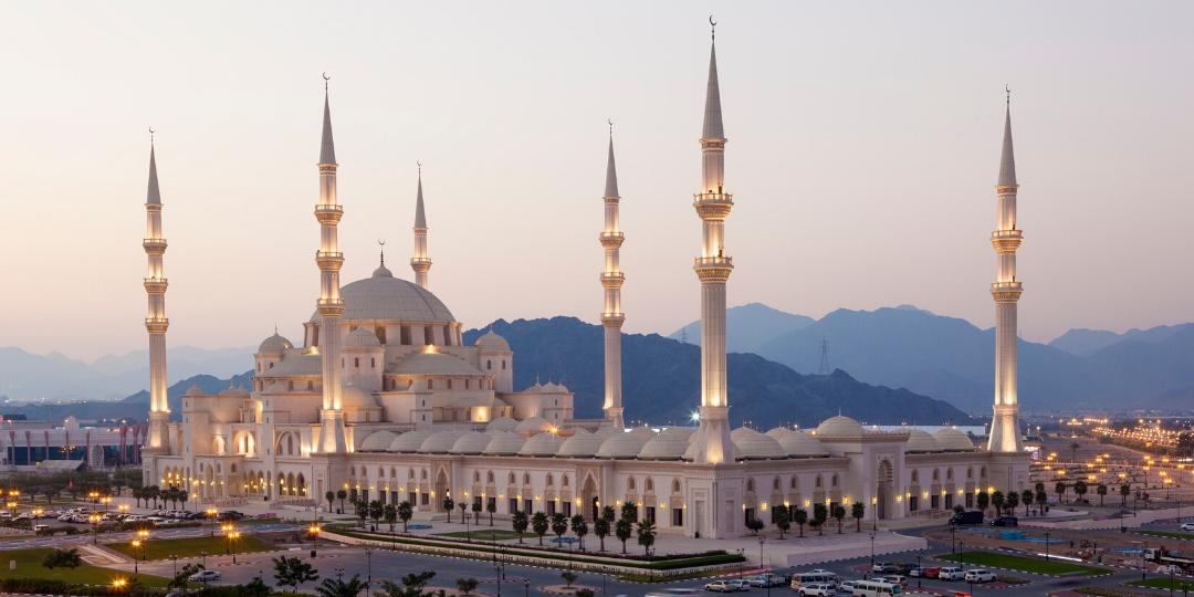 Shiekh Zayed Mosque Fujairah