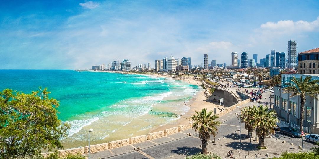 Beach tel Aviv