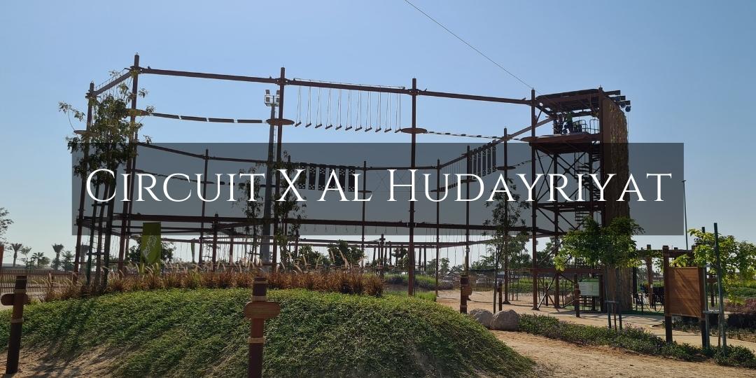 CircuitX Al Hudayriyat