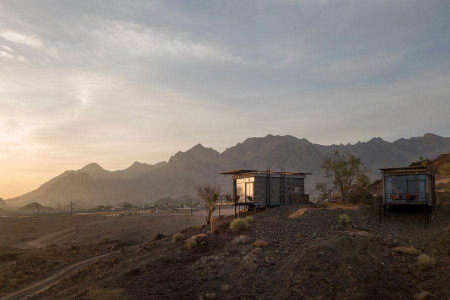 Damani Lodges Resort