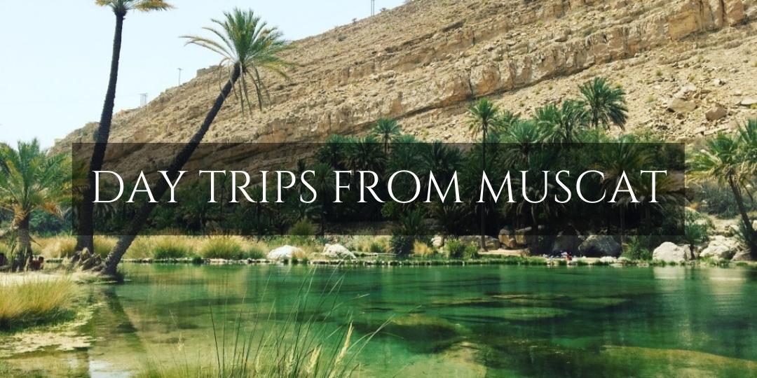 Wadi Bani Khalid near Muscat Oman - Day Trips from Muscat