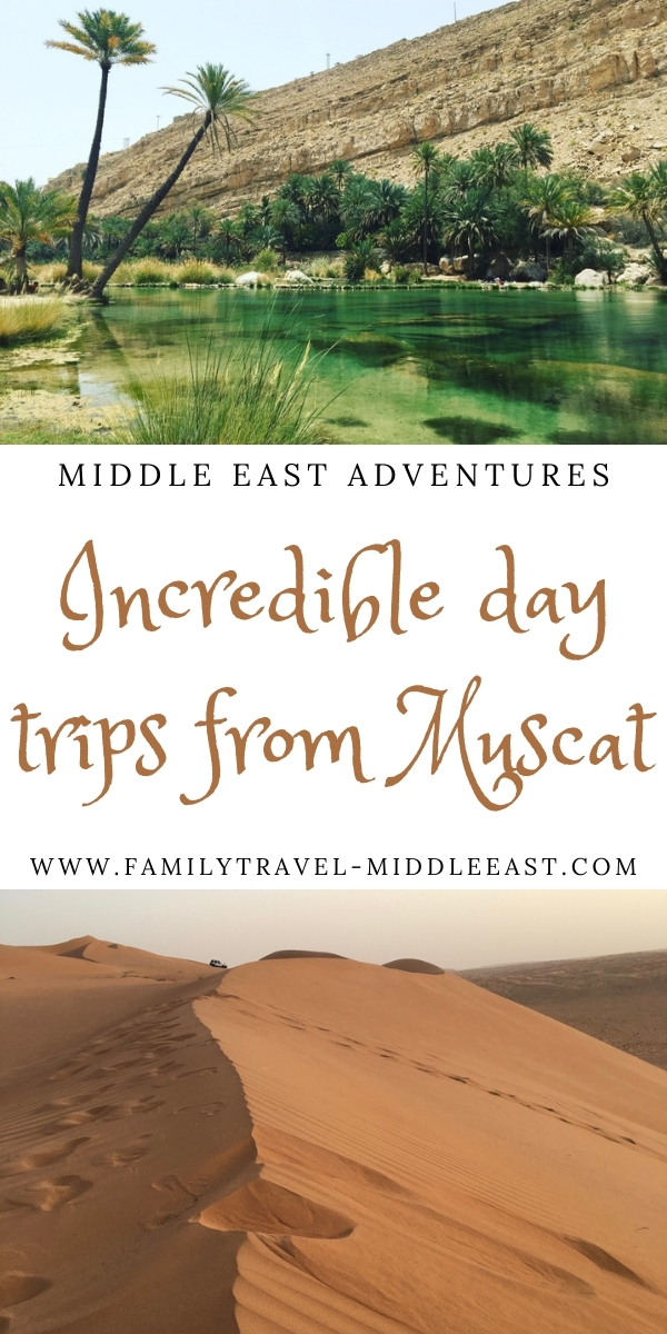 Day trips from Oman
