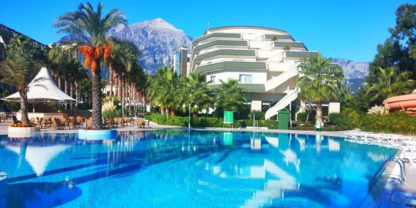 Queens Park Tekirova Resort & Spa 5* Antalya - Kemer Turcia
