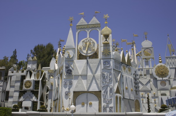 My 5 Favorite Disneyland Rides