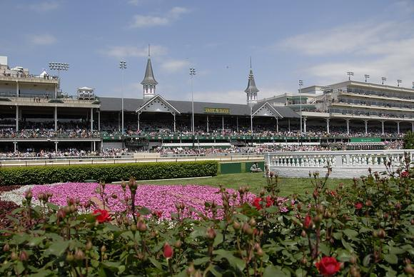 Churchill Downs, Louisville, Kentucky