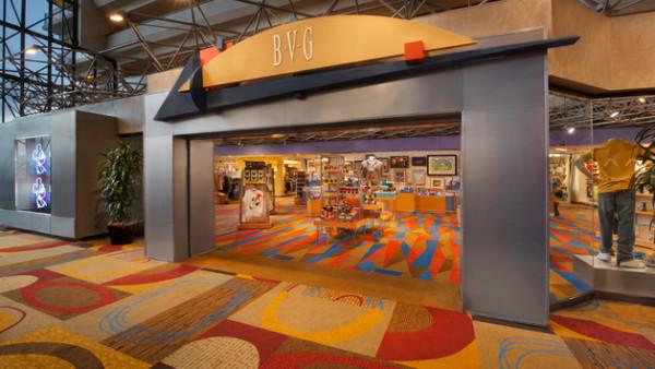 BVG at the contemporary resort disney world