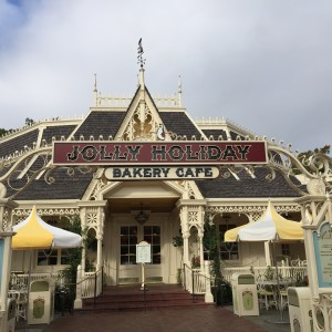 """Jolly Holiday Cafe'"""