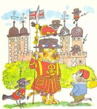 """Busy, Busy World of Richard Scarry"""