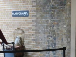 """""""platform 9 3/4"""""""