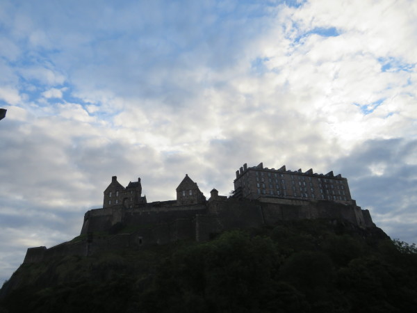 """Edinburgh Castle"""
