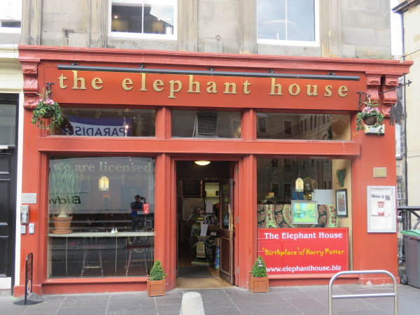 """the elephant house"""