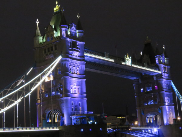 """The Tower Bridge"""