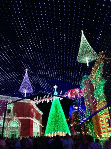 The Osborne Spectacle of Dancing Lights