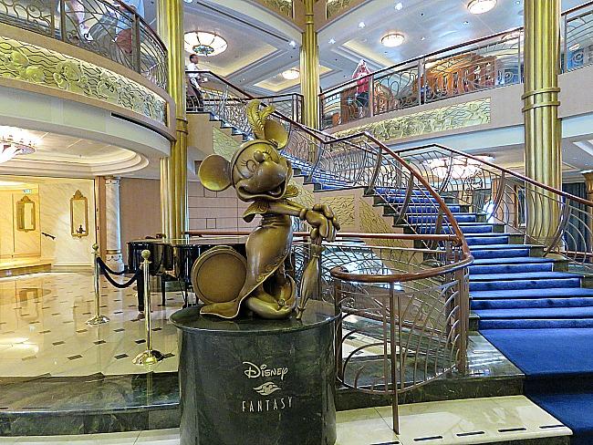 Day 6 Disney Fantasy Cruise Sea Day