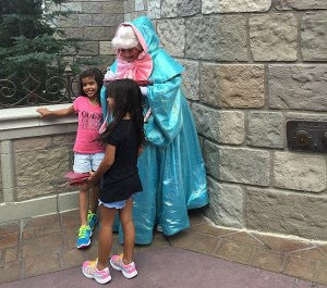 Disney Character Meet and Greets