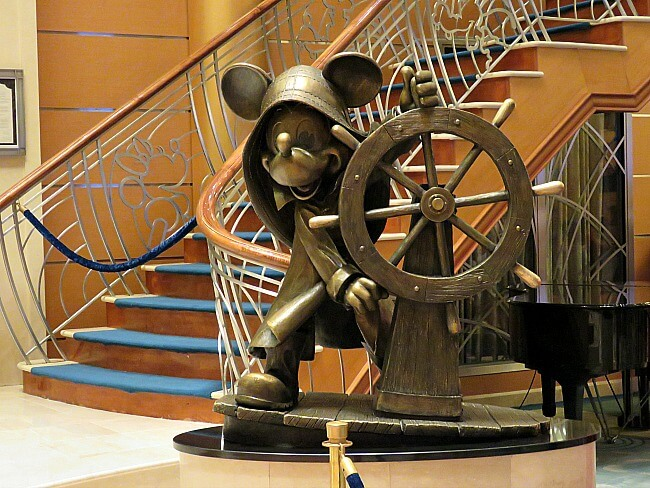 Teen's Disney Cruise Line Top 5