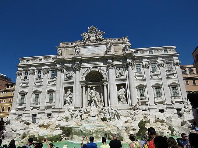 Disney Mediterranean Cruise Day 4 – Rome