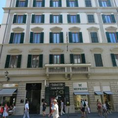 Hotel Spadai Florence Italy Review