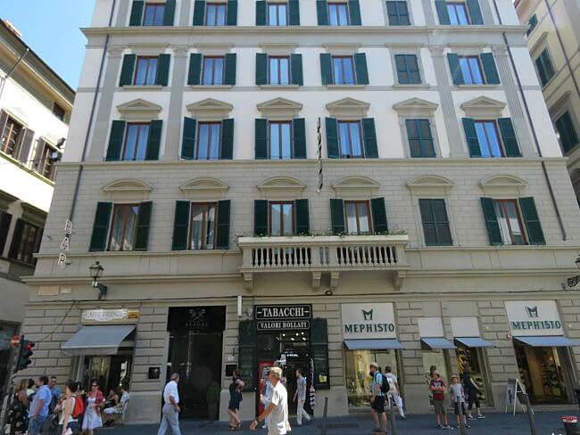 Hotel Spadai Florence Italy