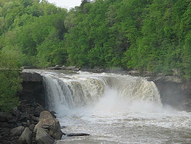 Visit Cumberland Falls