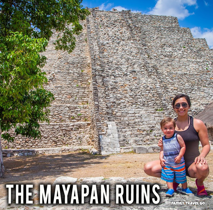 Mayapan Ruins Detailed Overview - Yucatan Cenote Tour Excursion - Family Travel Go